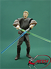 Anakin Skywalker, Deluxe With Geonosian Warrior figure