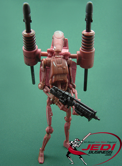 Battle Droid figure, SAGAAccessory