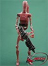 Battle Droid, Geonosis -  With Mace Windu figure