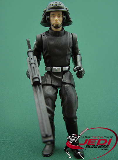 Death Squad Commander figure, SAGAAccessory
