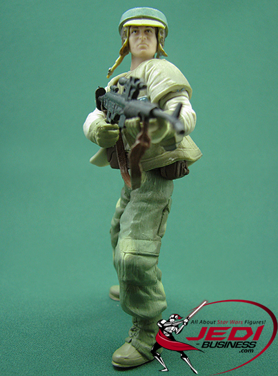 Endor Rebel Soldier figure, SAGA