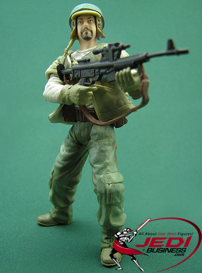Endor Rebel Soldier Return Of The Jedi Star Wars SAGA Series