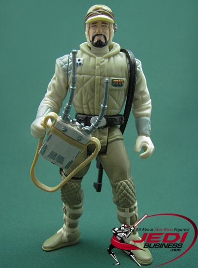 Hoth Rebel Trooper figure, SAGAAccessory