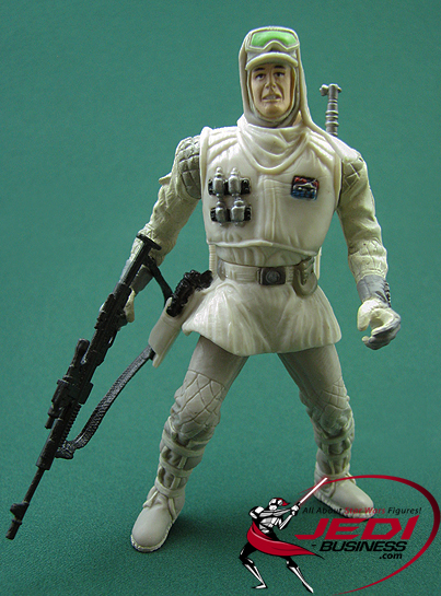 Hoth Rebel Trooper figure, SAGA2004
