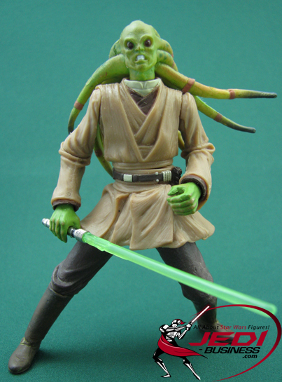 Kit Fisto figure, SAGA