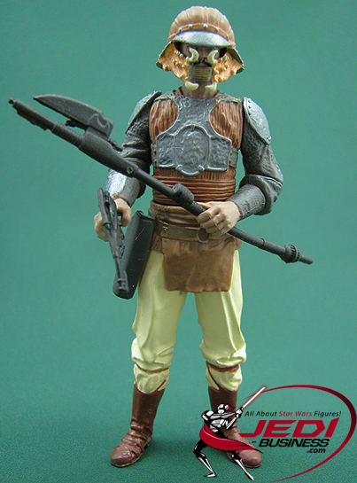 Lando Calrissian Jabba's Sail Barge Star Wars SAGA Series