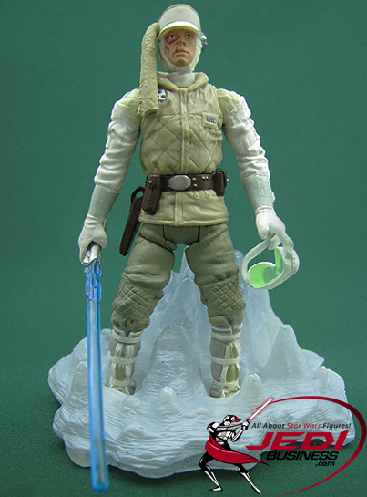 Luke Skywalker figure, SAGA2004