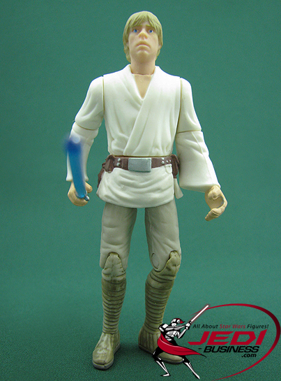 Luke Skywalker figure, SAGA2003