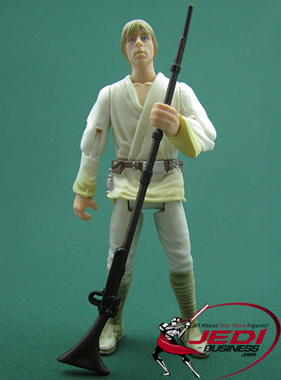 Luke Skywalker figure, SAGAvehicle