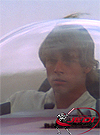 Luke Skywalker, With Landspeeder figure