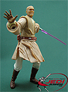 Mace Windu, Geonosis With Blast-Apart Battle Droid figure