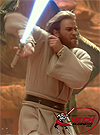 Obi-Wan Kenobi Acklay Battle Star Wars SAGA Series
