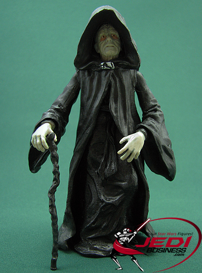 Palpatine (Darth Sidious) figure, SAGA2003