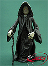 Palpatine (Darth Sidous), The Emperor -  Throne Room figure