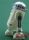 R2-D2 Coruscant Sentry Star Wars SAGA Series