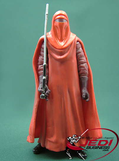 Emperor's Royal Guard figure, SAGA
