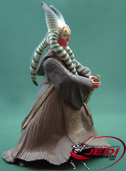 Shaak Ti Jedi Master Star Wars SAGA Series