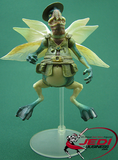 Watto Mos Espa Junk Dealer Star Wars SAGA Series