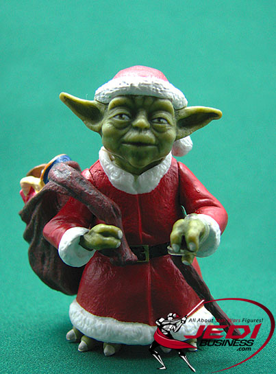 Yoda Holiday Edition 2003 (McQuarrie)