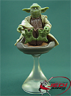 Yoda, Padawan Lightsaber Training figure