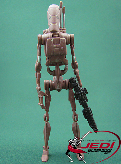Battle Droid figure, SLM