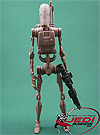 Battle Droid, Mission Series MS03: Geonosis figure