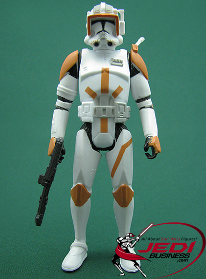 Commander Cody figure, SLBasic