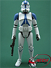 Clone Trooper, Mission Series MS02: Coruscant figure