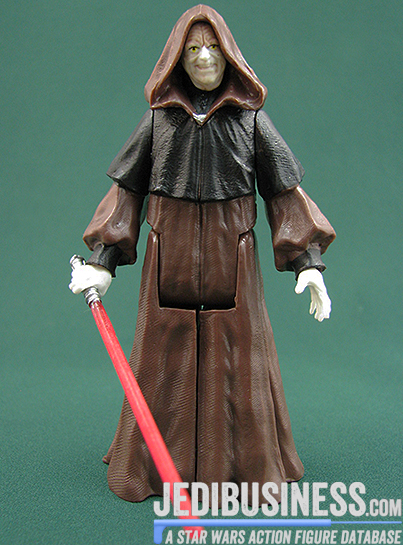 Palpatine (Darth Sidous) figure, SLM