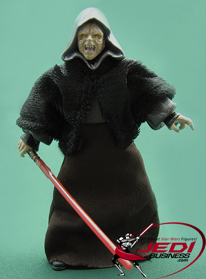 Palpatine (Darth Sidous) (Saga Legends Series)