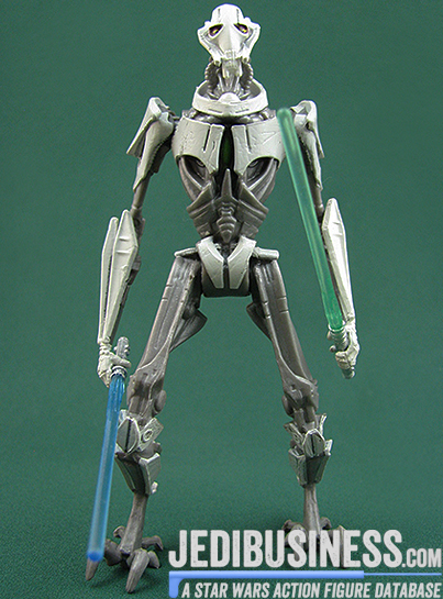 General Grievous figure, SLM
