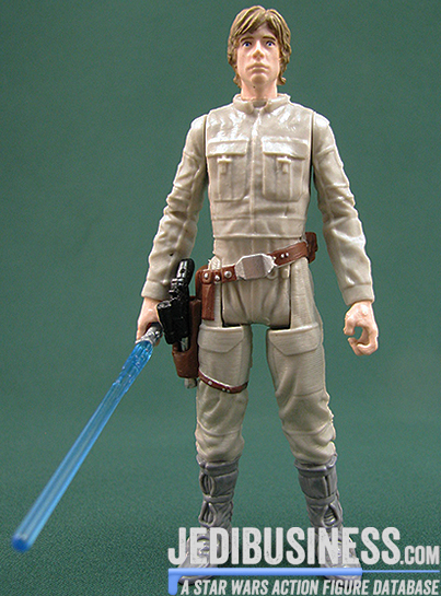 Luke Skywalker figure, SLM