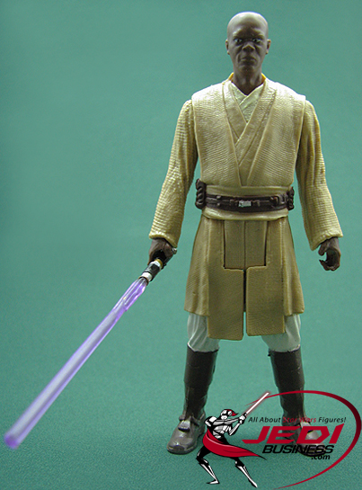 Mace Windu Revenge Of The Sith Saga Legends Series