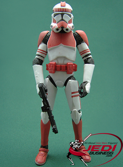 Shock Trooper figure, SLB