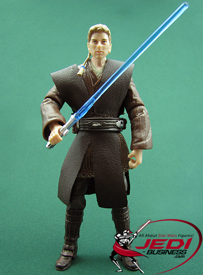 Anakin Skywalker figure, SOTDSBluRay4pack