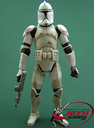 Clone Trooper figure, SOTDSBluRay4pack