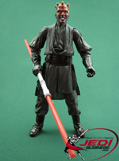 Darth Maul figure, SOTDSBluRay4pack