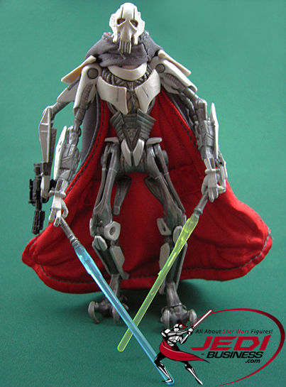 General Grievous figure, SOTDSBluRay4pack