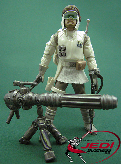 Hoth Rebel Trooper figure, SOTDSBattlepack