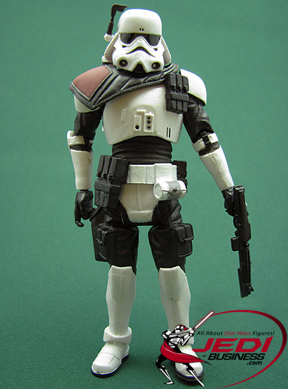 Imperial Navy Commando Officer figure, SOTDSBattlepack