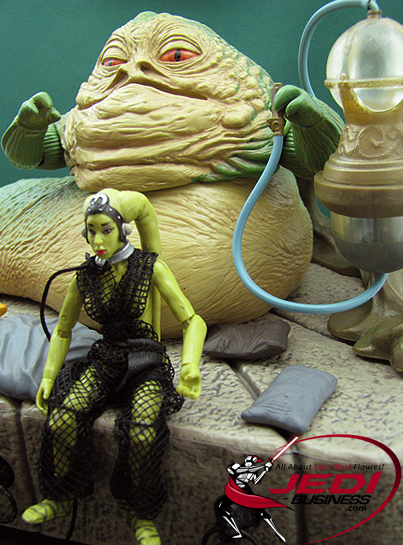 Jabba The Hutt Jabba The Hutt Playset Shadow Of The Dark Side