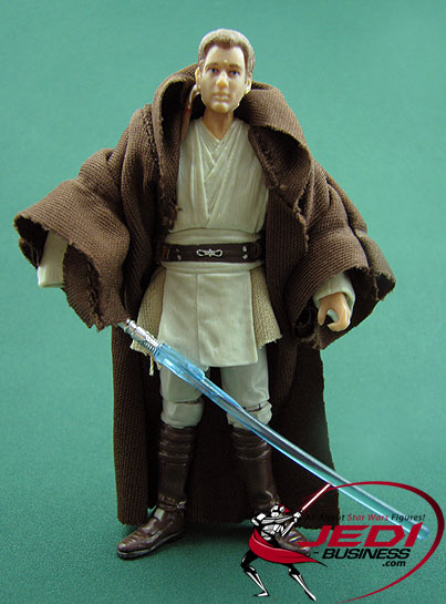 Obi-Wan Kenobi figure, SOTDSBluRay4pack