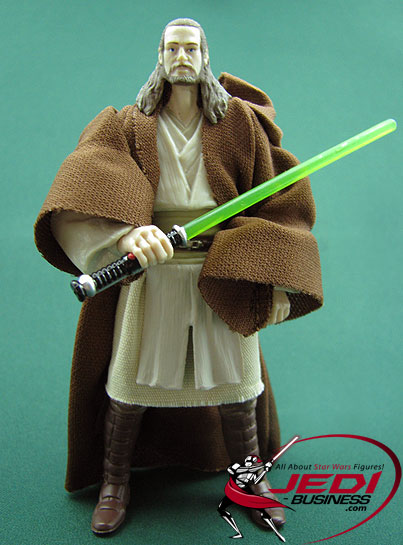 Qui-Gon Jinn figure, SOTDSBluRay4pack