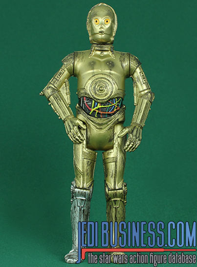 C-3PO figure, Solo2pack