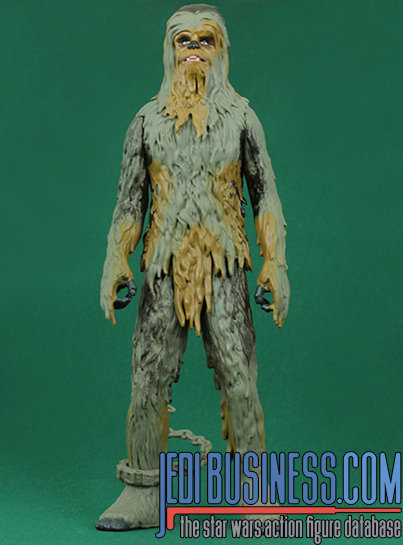 Chewbacca figure, Solo2pack