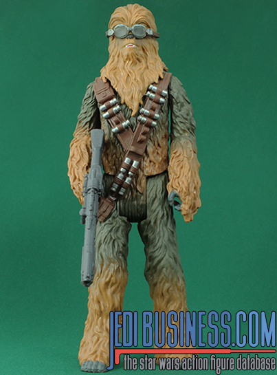 Chewbacca figure, SOLO: A Star Wars Story