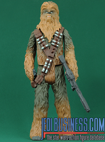 Chewbacca figure, Solobasic