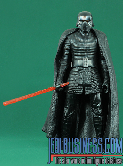 Kylo Ren figure, Solobasic