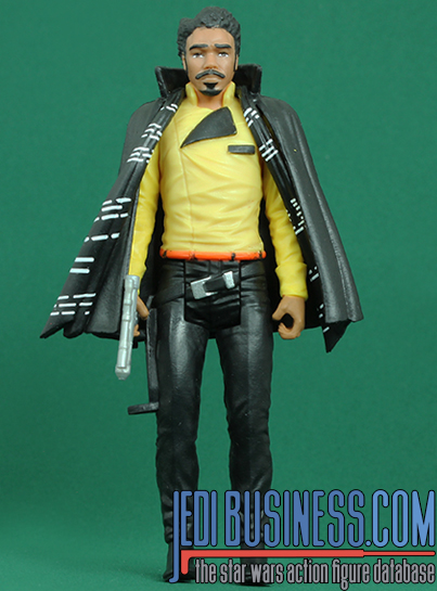 Lando Calrissian figure, Solo2pack