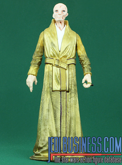 Supreme Leader Snoke figure, Solobasic
